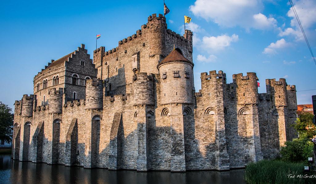 2018 - Belgium - Gent - Gravensteen Castle