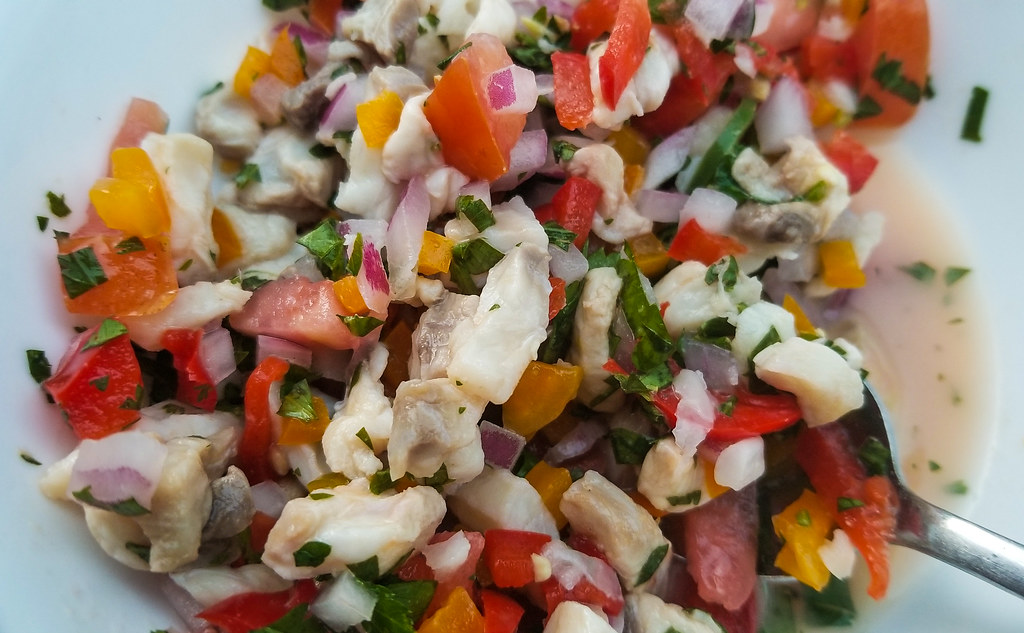 Image result for ceviche