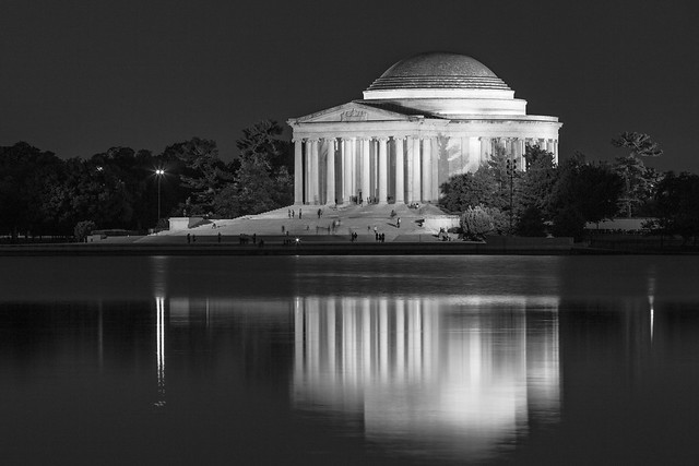 USA - Washington - Jefferson Memorial
