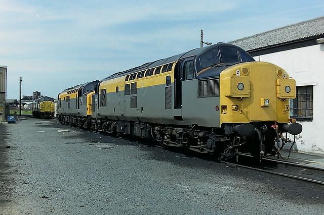 BRITISH RAIL 37351