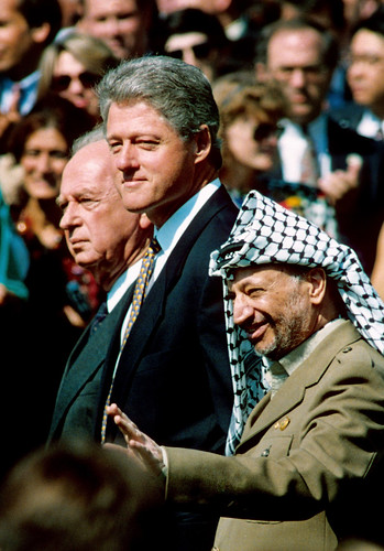 Oslo Accords Signing Ceremony 1993