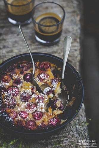 Cherry_Clafoutis-by Meeta K. Wolff-0304 | by Meeta Wolff @ What's For Lunch, Honey?