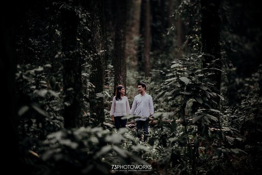 Jasa Foto Prewedding Gunung Pancar Bogor 73photoworks Flickr
