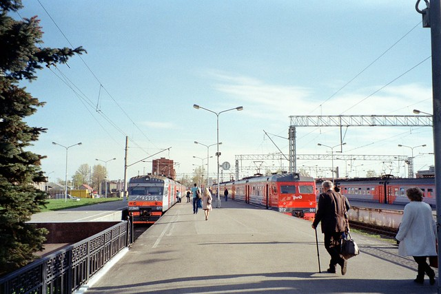 Baltic Station.