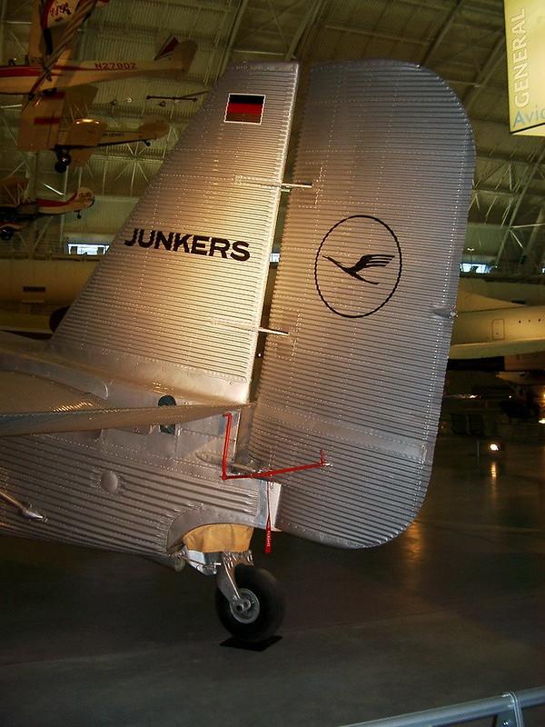 Junkers Ju-52 7