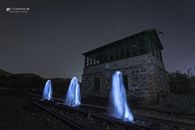 Walkers in the Dark ...