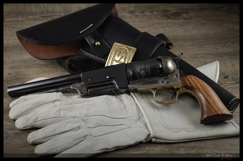 Colt Walker 1847 by Uberti   labranchouille   Flickr