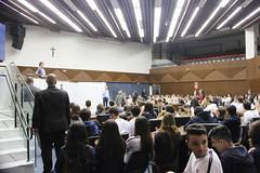 Reunião com Alunos e Professores do Colégio Loyola