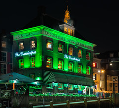 The Grasshopper Grand Cafe, Damrak, Amsterdam