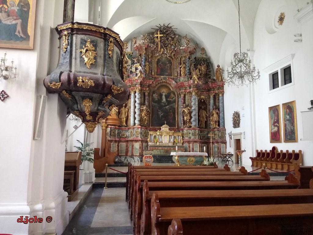 Varazdinska Katedrala Varazdinska Katedrala Posvecena Je U Flickr