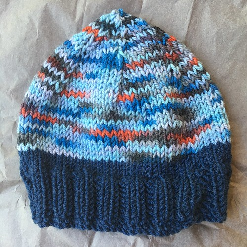 Simple Newborn Hat | by africankelli