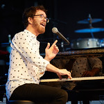 Fri, 17/08/2018 - 11:07pm - Ben Folds Live at Forest Hills Stadium, 8.17.18 Photographer: Gus Philippas