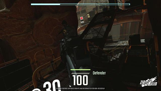 Thanks to amazing community support, VR shooter Zero Killed