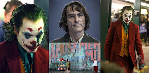 Joaquin Pheonix's Joker Look + Set Photos Officially Revealed!