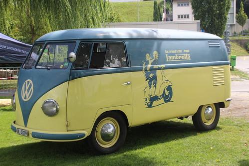 VW Vintage Meeting 2018 Photo