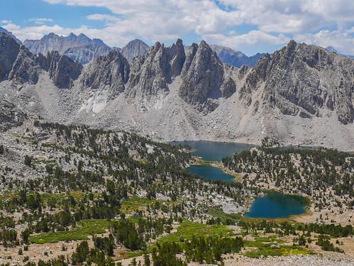 Kearsarge Pinnacles and Lakes | by snackronym