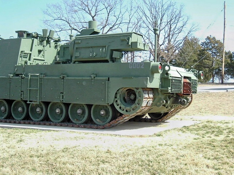 M1 Grizzly 1