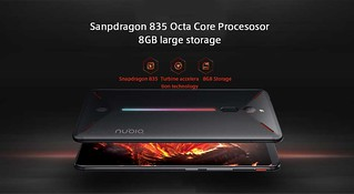 Image result for red magic 3 nubia