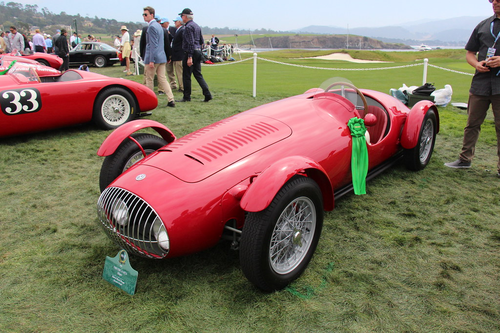 1949 Osca Mt4 Siluro O S C A Officine Specializzate Cost Flickr