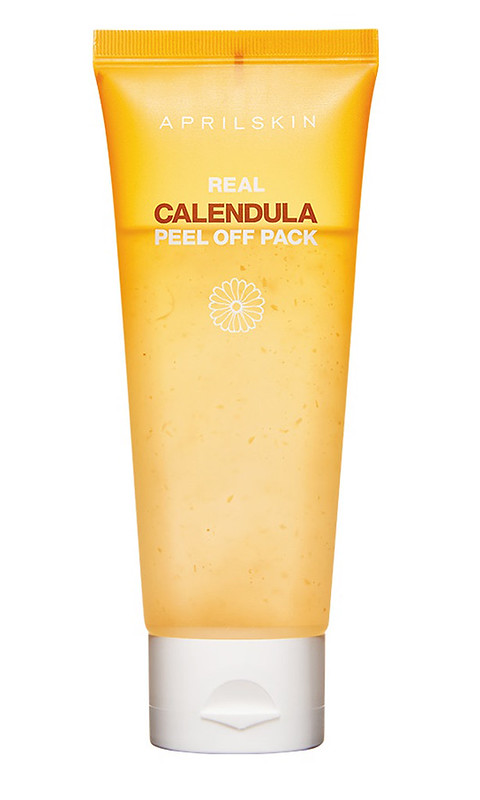 Aprilskin_Real Calendula Peel Off Pack