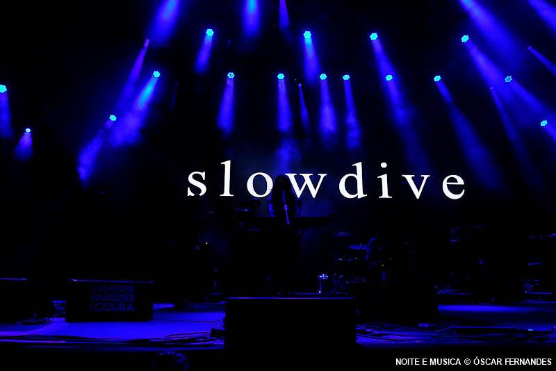 Slowdive - Vodafone Paredes de Coura 2018