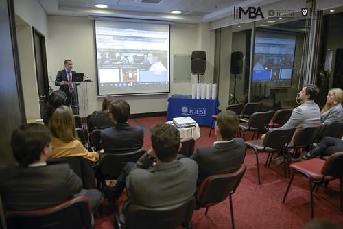 Acto Entrega Diplomas Universidad de Tulane MBA Global 2018 Bogotá
