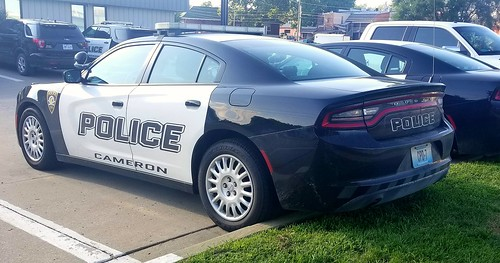 cameron police dodge charger