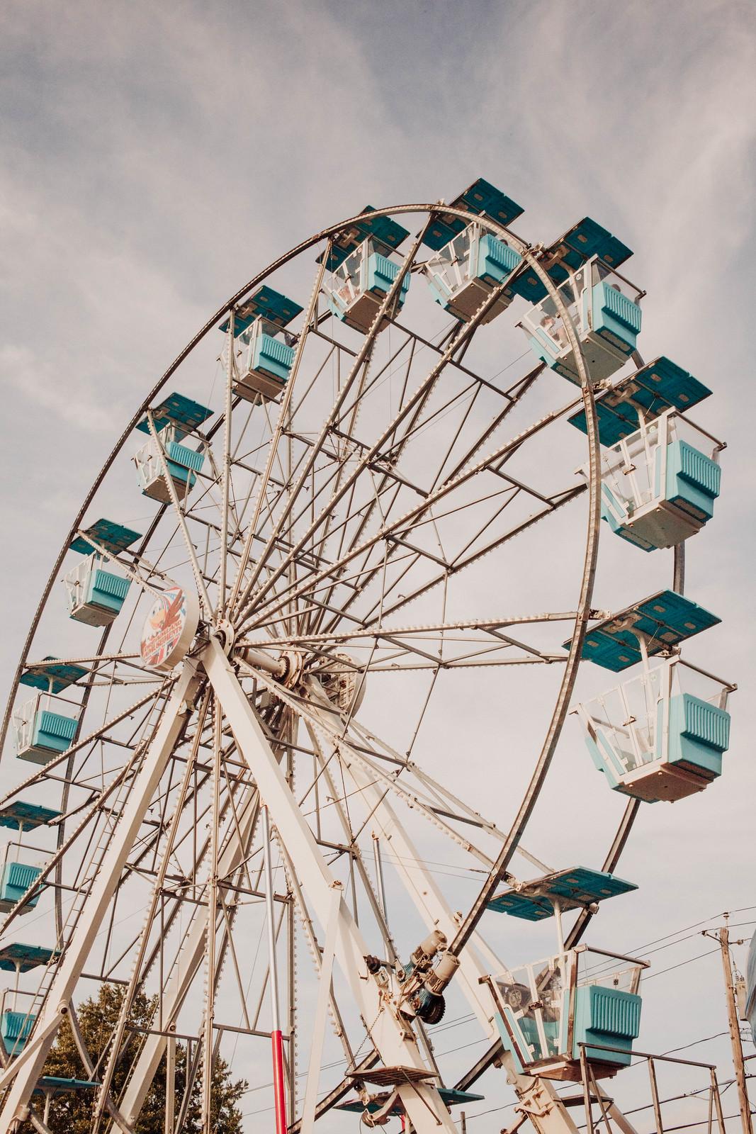 ferris wheel carnival