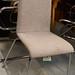 Felt fabric chair
