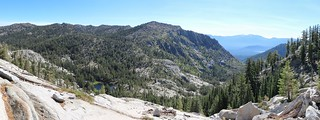 1769 One last view of Jakes Peak and the Grouse Lakes from the Tahoe-Yosemite Trail as we near Phipps Pass | by _JFR_