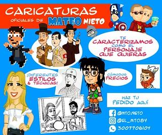 Caricaturas!!