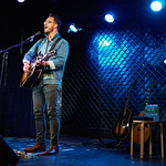 Tue, 04/09/2018 - 8:15pm - Amos Lee performs an FUV Live session at the McKittrick Hotel in New York City, 9/4/18. Hosted by Rita Houston. Photo by Gus Philippas/WFUV