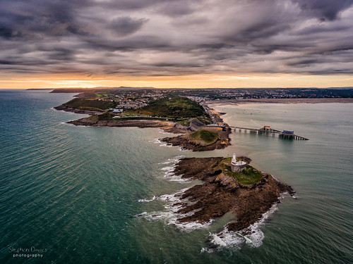 Mumbles lighthouse | by steved_np3
