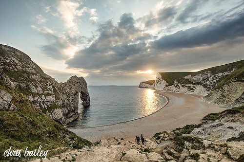 Durdle Door, Dorset, UK | by Chris Bailey Photographer