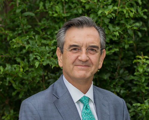 Rodolfo Lacy, Director of the OECD Environment Directorate | by Organisation for Economic Co-operation and Develop