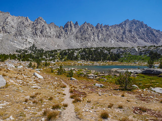 Tarns below Center Basin Crags | by snackronym