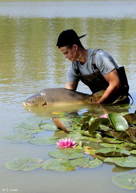 Journée pêche, et pour moi photo🎣