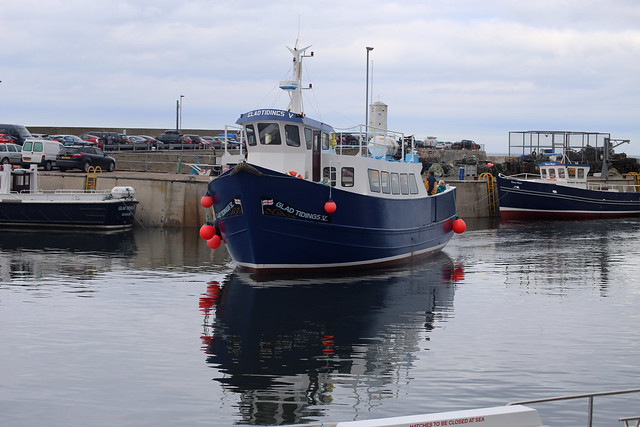 Glad Tidings V, Seahouses