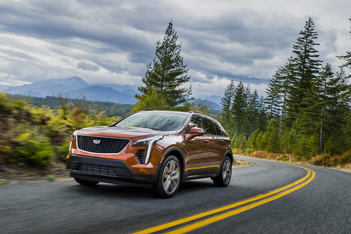 2019 Cadillac XT4 Crossover: Detroit's New Edition Photo