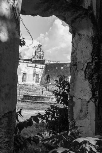 Casa de la iguana y Pirámide del Adivino