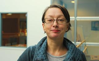Rachael Berglund | by vetenskapoallm