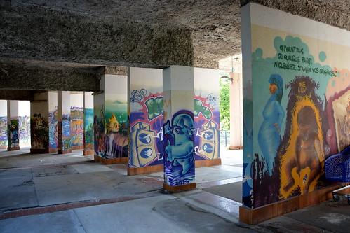 Art urbain Crieur 2   by Le Crieur de la Villeneuve