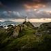 Storm Cloud Isle by Gareth Mon Jones
