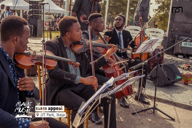 Make Music Lagos 2018 - Mass Appeal