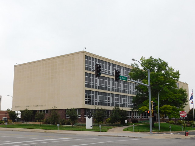 Shawnee County Courthouse