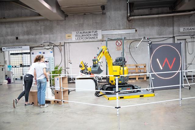 Windradbagger / Wacker Neuson Linz GmbH (AT)