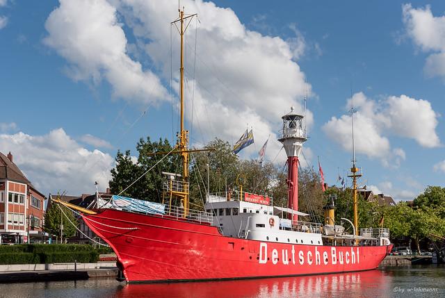 Feuerschiff Deutsche Bucht