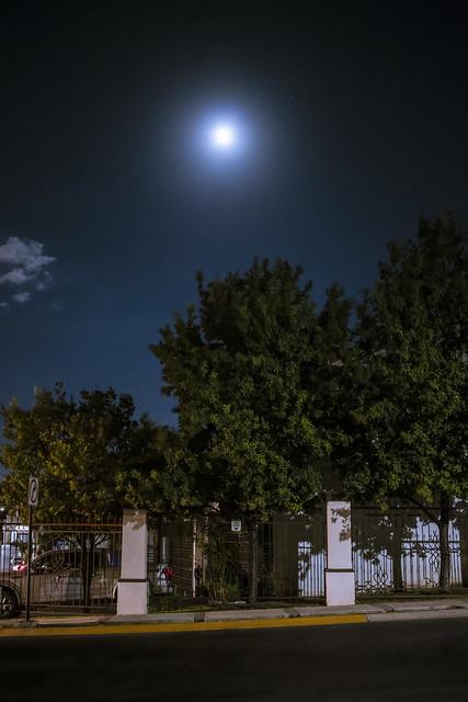 #moon #longexposure #largaexposicion #sky #clouds #colors #photography #photoshop