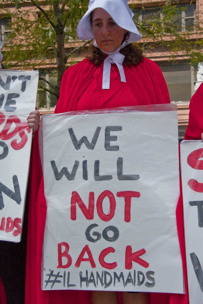 Pro Abortion Demonstration