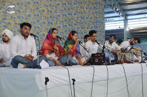 Hardev Bani by devotees from Inderlok, Delhi